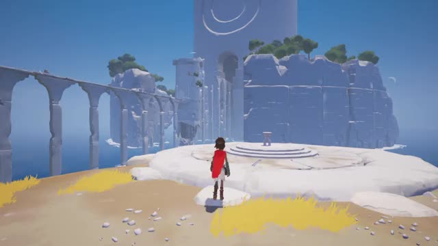 Watch and share RiME - The Bridge GIFs by Alexander Preymak on Gfycat