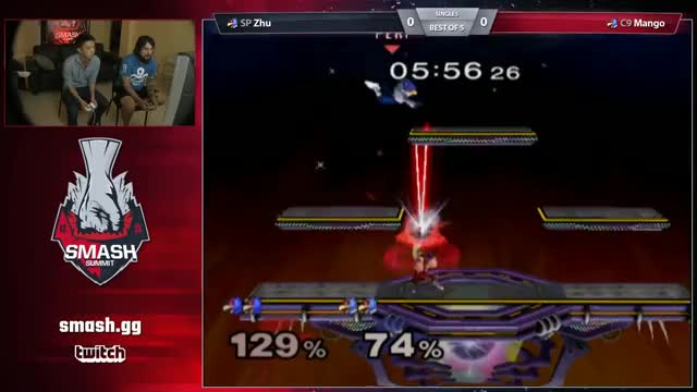 Zhu vs Mango - Singles - Smash Summit