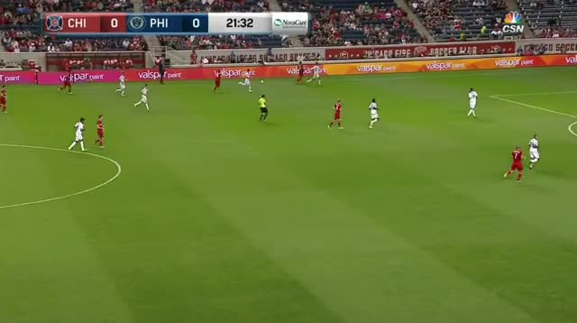 Watch and share Chicago Opening Goal GIFs by Evercombo on Gfycat