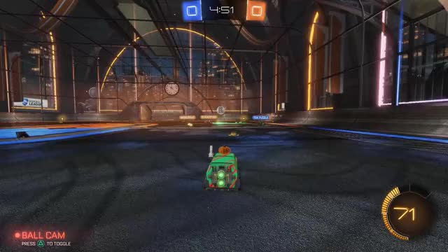 Watch and share Rocket League GIFs by Air Dribble on Gfycat