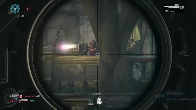 Watch and share Gearsofwar4 GIFs and Xbox Dvr GIFs by Gamer DVR on Gfycat