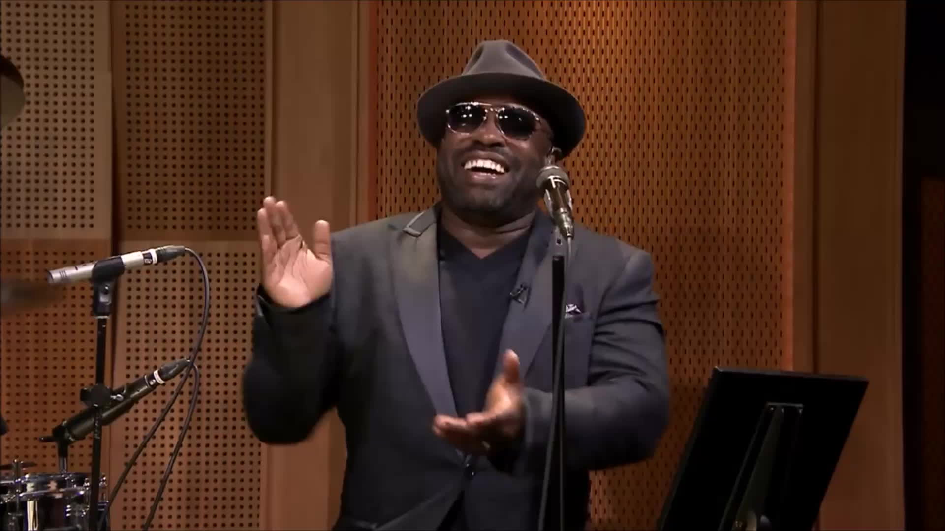 applause, black thought, clap, clapping, good job, jimmyfallonshow, slow clap, tariq trotter, Tariq Trotter Slow Clap GIFs
