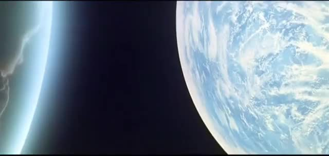 Watch 2001 GIF on Gfycat. Discover more space GIFs on Gfycat