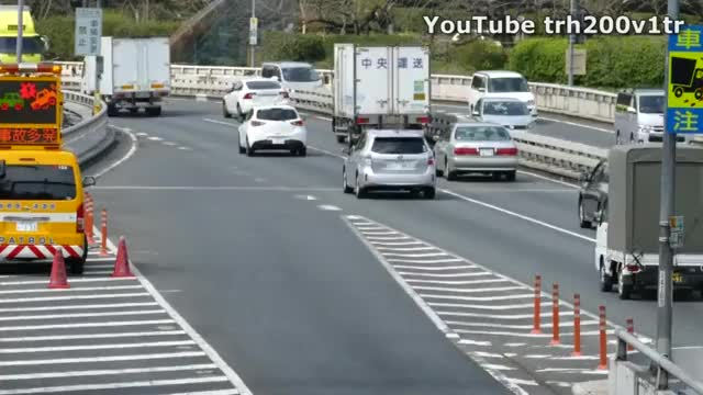 Watch and share The Japanese Prime Minister's Motorcade Merges Into Traffic GIFs by HoodieDog on Gfycat