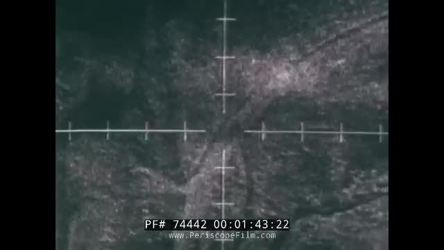 destroyedtanks, AC-130 destroying a North Vietnamese barge. (reddit) GIFs