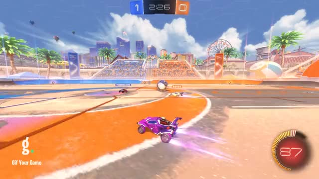Watch Goal 2: UPitt | Dabble GIF by Gif Your Game (@gifyourgame) on Gfycat. Discover more Gif Your Game, GifYourGame, Goal, Rocket League, RocketLeague, UPitt | Dabble GIFs on Gfycat