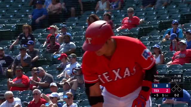 Watch and share Texas Rangers GIFs and Baseball GIFs on Gfycat