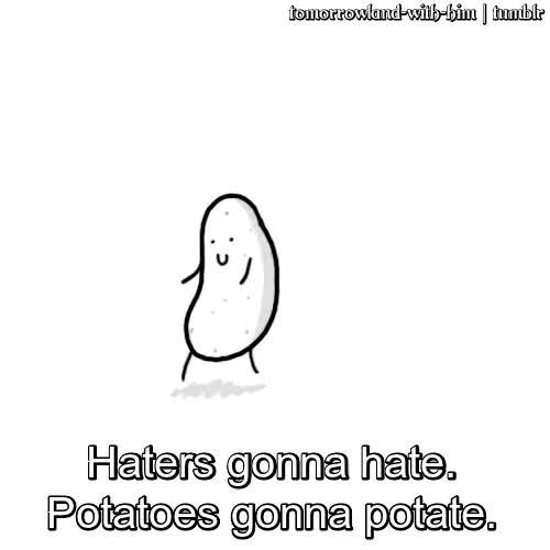 Watch and share Sam Potato GIFs on Gfycat