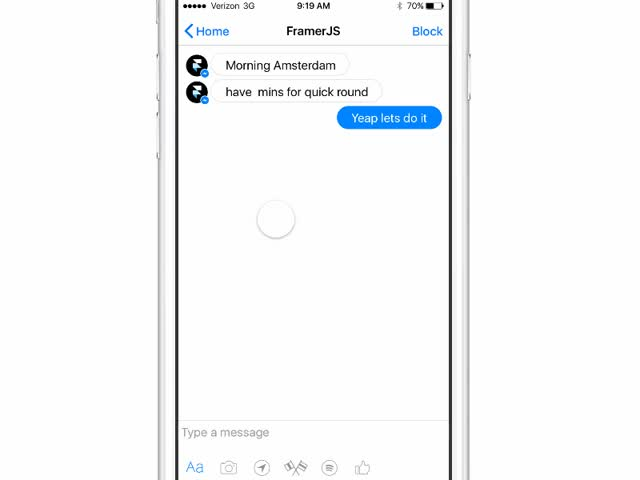 Watch and share Tic Tac Toe In Facebook Messenger GIFs on Gfycat