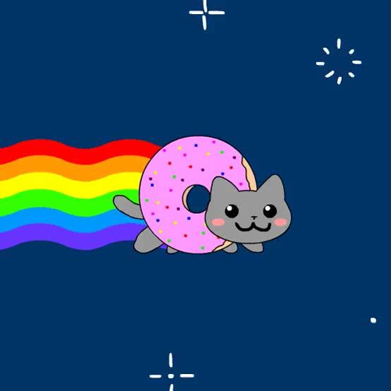Watch and share Valentine Doughnut GIFs on Gfycat