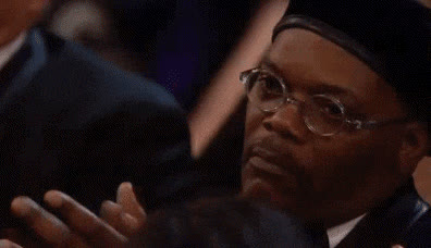 Samuel L Jackson, good job GIFs