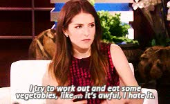 Watch and share Anna Kendrick GIFs and By Jenni GIFs on Gfycat