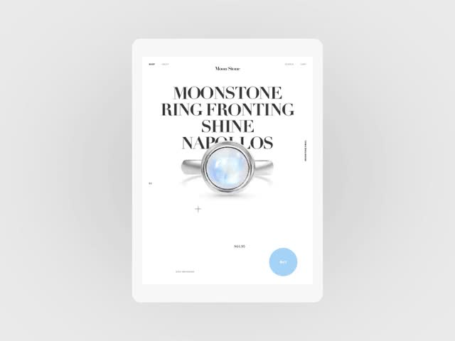 Watch and share Moonstone Animations GIFs on Gfycat