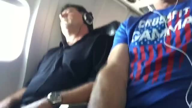 Watch Time to boot the arm rest hog ! GIF on Gfycat. Discover more funny, shittyreactiongifs GIFs on Gfycat