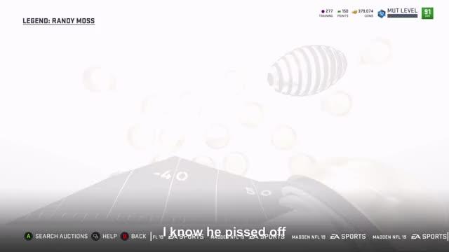 Watch SNIPE GIF by Gamer DVR (@xboxdvr) on Gfycat. Discover more MaddenNFL19, SUPAWAYNE86, xbox, xbox dvr, xbox one GIFs on Gfycat