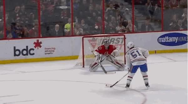 hockey, therewasanattempt, Desharnais shootout fail GIFs