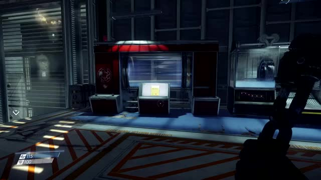 Watch and share Prey GIFs by shiningomega on Gfycat