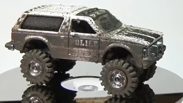 Watch Hot Wheels Custom Chevy Blazer 4X4 with Mud Splatter Effects GIF by Wolfe (@wolfesilverpaw) on Gfycat. Discover more custom chevy 4x4, hot wheels custom, paint splatter effects GIFs on Gfycat