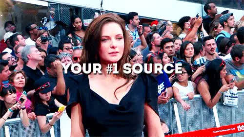 Watch and share Rebecca Ferguson GIFs and Mi5 Interview GIFs on Gfycat