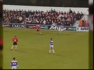 Watch Trevor Sinclair - Goal vs Barnsley GIF on Gfycat. Discover more related GIFs on Gfycat
