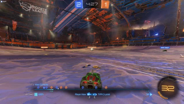 Watch and share Rocket League GIFs by lycist on Gfycat