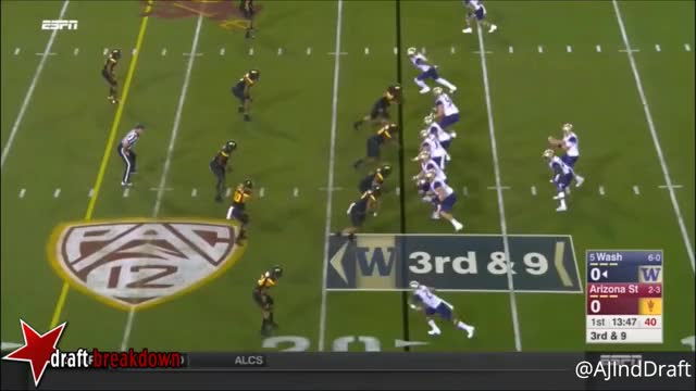 Watch and share Dante Pettis (Washington WR) Vs Arizona St 2017 GIFs on Gfycat