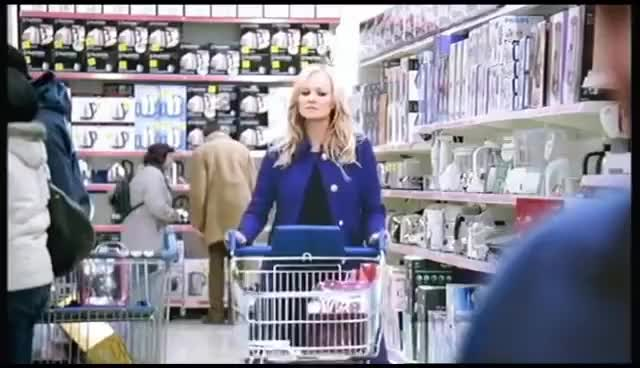 Watch this trending GIF on Gfycat. Discover more Spice Girls, Tesco, Victoria Beckham, spice girls, tesco, victoria beckham GIFs on Gfycat