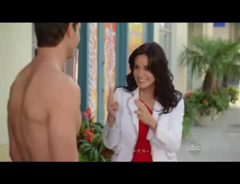 cougar town, finger guns GIFs