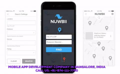 Watch and share Mobile App Development Company In Bangalore, India GIFs by Indglobal Digital Private Limi on Gfycat