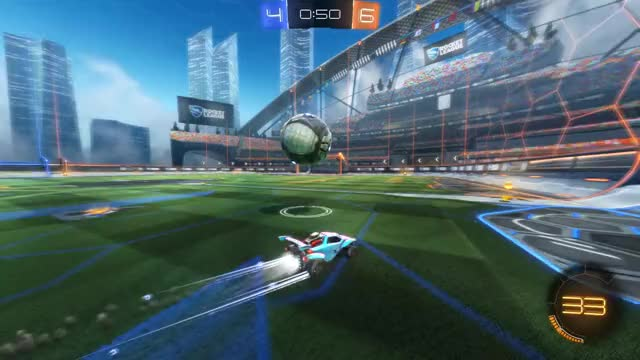 Watch Goal 11: Fon. GIF by Gif Your Game (@gifyourgame) on Gfycat. Discover more Fon., Gif Your Game, GifYourGame, Goal, Rocket League, RocketLeague GIFs on Gfycat