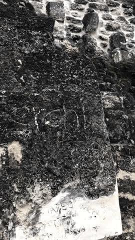 Tikal, Guatemala: Don't be like these people! GIFs
