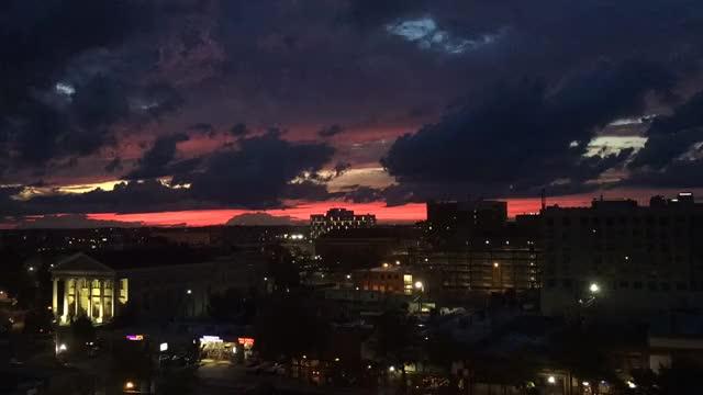 Watch Birmingham Sunset GIF on Gfycat. Discover more birmingham, sunset, time lapse GIFs on Gfycat