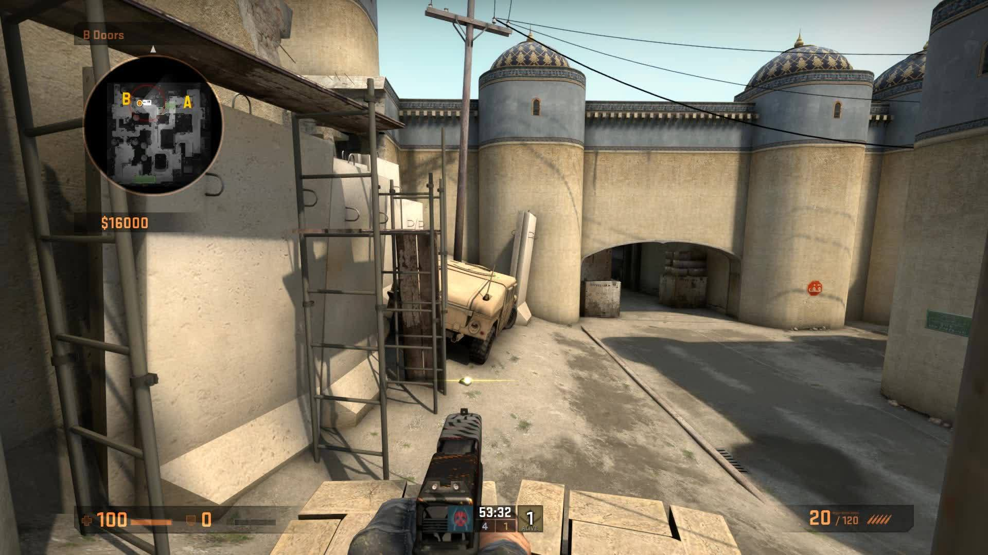 globaloffensive, sv_cheats 1;mat_ambient_light_r -1.5;mat_ambient_light_g -1.5;mat_ambient_light_b -1.5;cl_draw_only_deathnotices 1;crosshair 0 GIFs