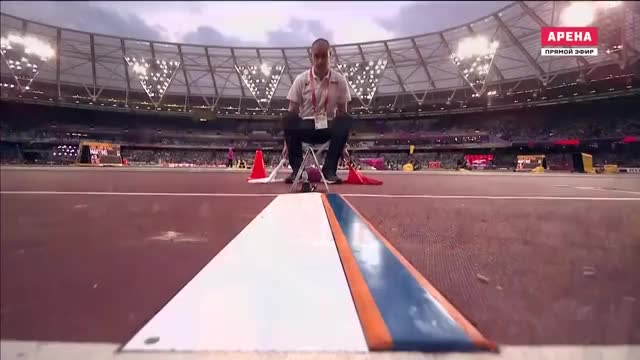 Watch and share Women's Long Jump Final - World Championships 2017 London GIFs by The Livery of GIFs on Gfycat