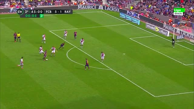 Watch and share Messi 2015 GIFs and Barcelona GIFs by FIFPRO Stats on Gfycat