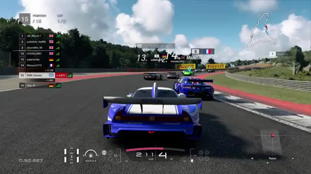 Watch and share Gran Turismo™SPORT 20191018182202 GIFs on Gfycat