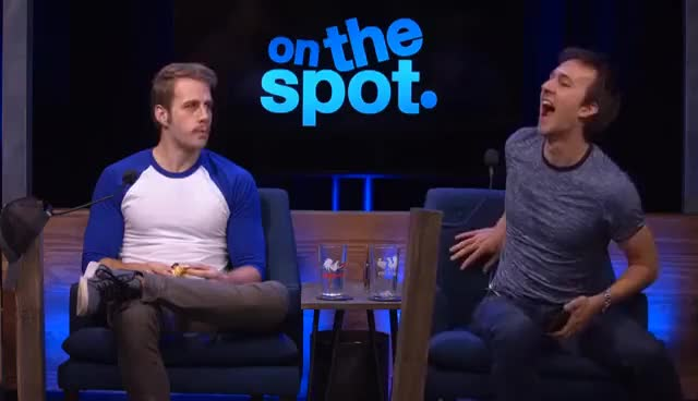 Watch GEOFF RAMSEY RETURNS! - On The Spot #97 GIF on Gfycat. Discover more related GIFs on Gfycat