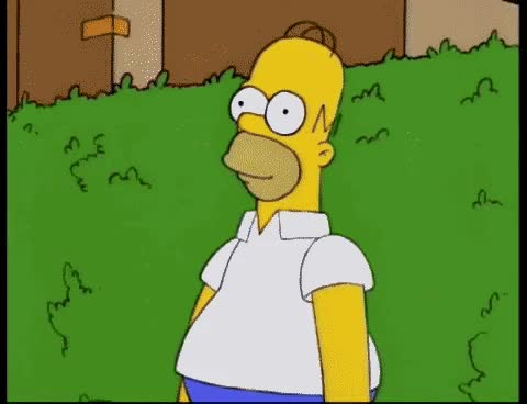 Watch and share Homer GIFs by Danno on Gfycat