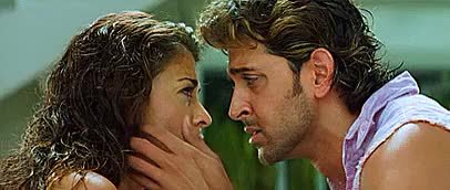 Watch this GIF on Gfycat. Discover more aishwarya, aishwarya rai, also i'm trying different apps for gif makin tryna figure out which one i like best :), bollywood, dhoom 2, hrithik roshan, really tho this movie destroyed me, the hottest ppl in the world kissin? i wasn't ready GIFs on Gfycat