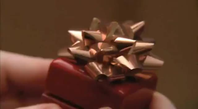 blaine, entertainment, glee, klaine, kurt, romantic, tv shows, Klaine box scene promise ring GIFs