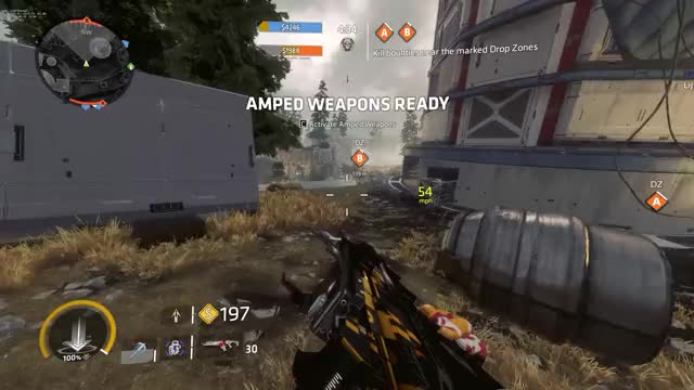 Watch and share Titanfall 2 - A Series Of Random Events But Mostly Bullshit GIFs by taltallon on Gfycat