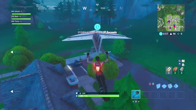 Watch and share Fortnite GIFs and Xw Ghost GIFs by Gamer DVR on Gfycat