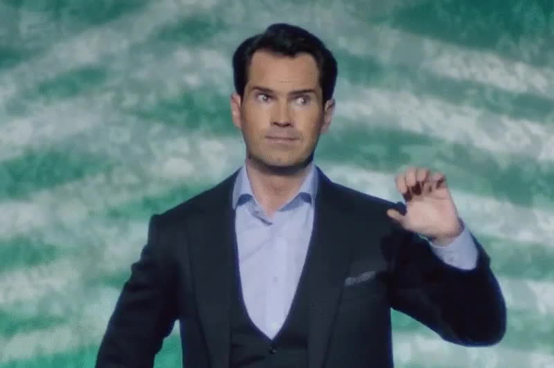JimmyCarr, comedian, offensive, That's offensive [Jimmy Carr] GIFs