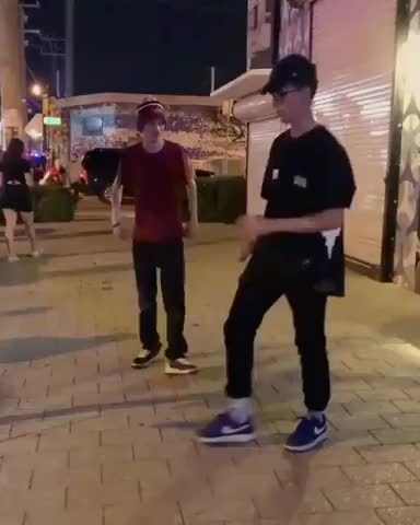 Watch He got some moves BeAmazed (1) GIF on Gfycat. Discover more related GIFs on Gfycat