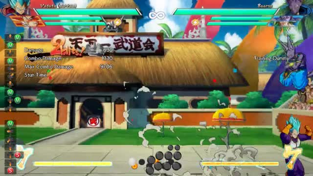 Watch and share Dbfz GIFs by snuffychris605 on Gfycat