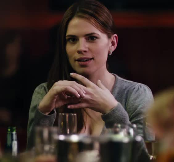 Watch and share Hayley Atwell GIFs by Emilyguy on Gfycat