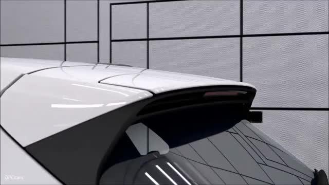 Watch and share 2018 Porsche Cayenne Turbo Air Brake & Aerodynamics GIFs on Gfycat