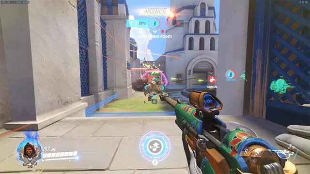 Watch and share Overwatch GIFs by LUNA on Gfycat