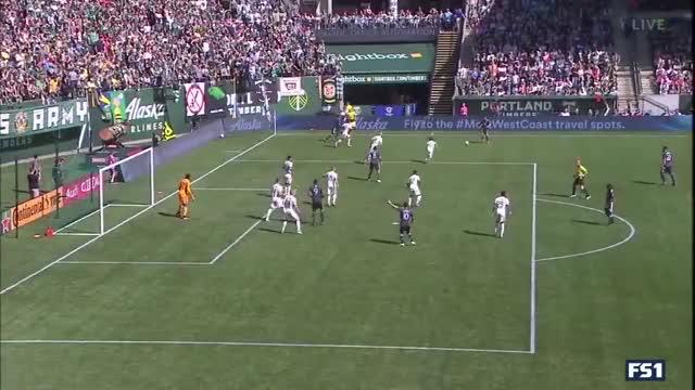 Watch and share Blanco Goal V NYCFC 22apr2018 GIFs by C.I. DeMann on Gfycat