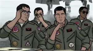 Watch and share Archer Danger Zone GIFs on Gfycat